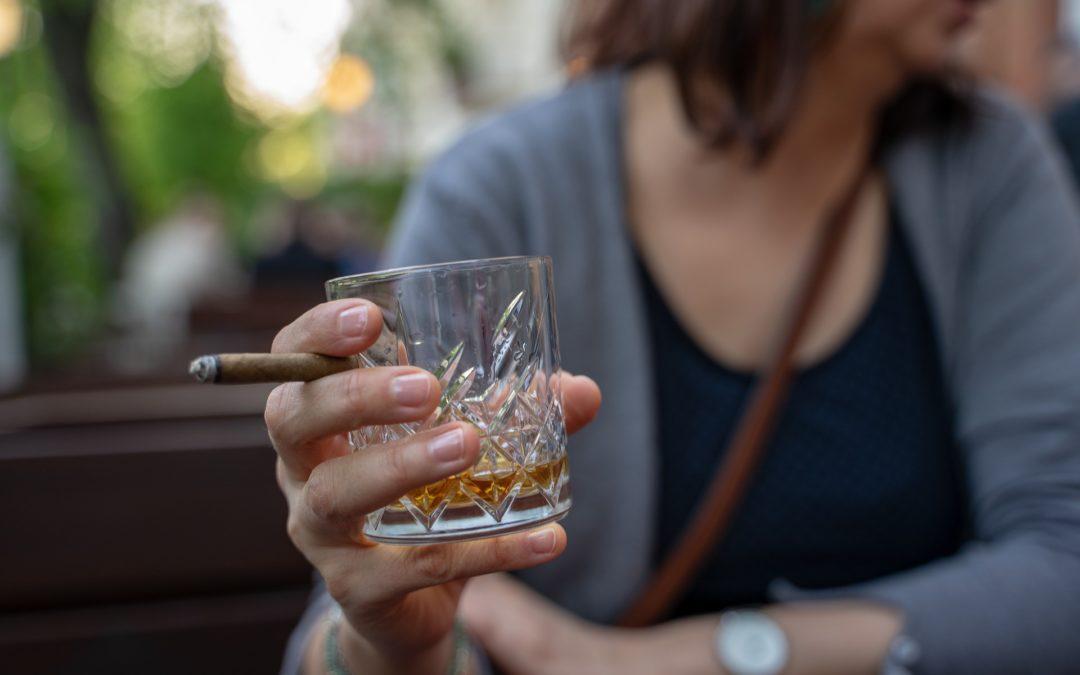 Alcohol, tabaco y buceo